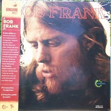 BOB FRANK - S/T 1972 MAVERICK FOLK ORIGINALS SINGER-SONGWRITER REMAST SEALED LP