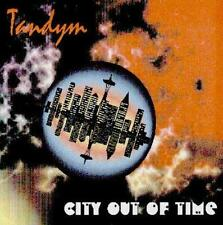 TANDYM-City out of Time     Journey ähnl. AOR Indie CD!
