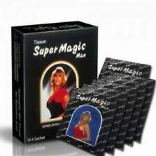 """Tissue Super Magic Man""  Prevent Premature Ejaculation : 6 Box (36 Pcs)"