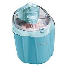 Hamilton Beach 1.5 Qt Electric Ice Cream Maker - Blue 68322