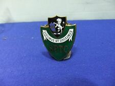 vtg badge sptc pupil teacher council ? fattorini 1950s school college
