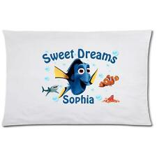Personalized Finding Dory Pillowcase