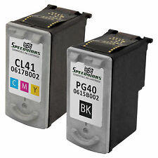 Remanufactured Canon PG40 & CL41 Ink Cartridges