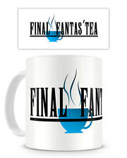 FINAL FANTAS'TEA MUG - cup 11oz coffee tea final fantasy ff7 ff8 ff9 vii gaming