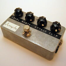 Amp-fx Boutique Keeley Compressor clone C4 4-Knob Version // Handmade in Berlin.