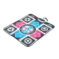 NEW Non-Slip Dancing Step Dance Revolution Mat Mats Pads to PC USB LA
