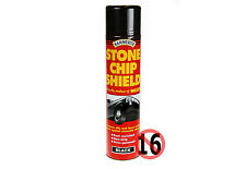Hammerite Stone Chip Shield Black 600ml Spray
