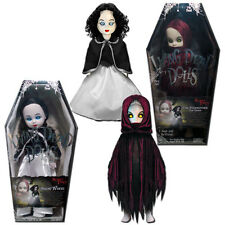 Living Dead Dolls Scary Tales Vol #04 Snow White Set of 2 10-Inch Dolls - Mezco