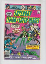 DC Comics Superboy and the Legion of Superheroes Comic No 219 - September 1976
