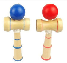 Kid Japanese Traditional Wood Hand-eye Balance Skill Kendama Ball Child Game Toy