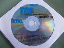 Top Tunes TTTP-06 Karaoke CDG ( Rock, Pop, Country)