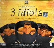 3 IDIOTS - A VIDHU VINOD CHOPRA - BRAND NEW CD - FREE UK POST