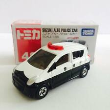 Takara Tomy Tomica No.48 Suzuki ALTO Police Car - Hot Pick