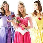 Disney Princess Ladies Fancy Dress Fairytale Book Week Womens Adults Costumes