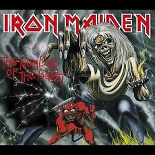 The Number of the Beast by Iron Maiden (CD, Jan-2006, Sony Music Distribution (…