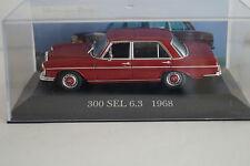 Modellauto 1:43 De Agostini Mercedes-Benz 300 SEL 6.3 1968 Nr. 24