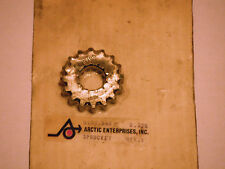Vintage NOS Arctic Cat Sprocket 16 Tooth 0107-340 1977 Z Race Sled