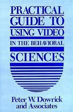 Practical Guide to Using Video in the Behavioral Sciences-ExLibrary