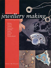 McGrath, Jinks Basic Jewellery Making Techniques by McGrath, Jinks ( Author ) ON