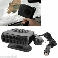 12V 150-300W Portable Car Heater Ceramic Portable Heating Fan Defroster Demister