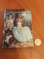 'Costume In Art' by National Gallery London, small hardback book.1994.