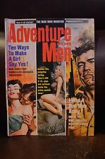 Adventure for Men Magazine - March 1970 - Pulp - Pinup