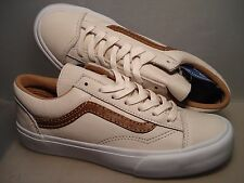 VANS New Old Skool Premium Leather Vault Lady size 7
