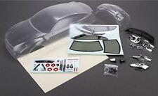 Vaterra VTR230003 2012 Nissan GTR Clear Body V100
