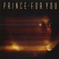 PRINCE - FOR YOU CD POP 9 TRACKS NEU