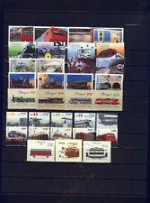 Portugal  Sammlung Eisenbahn, Straßenbahn postfrisch