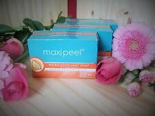 Exfoliating,papaya skin lightening soap. Maxi peel 3 x lighter skin treatment.