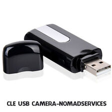mini caméra espion cle clé usb micro dictaphone enregistreur appareil photo sd