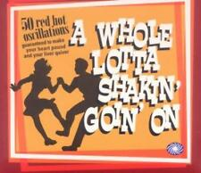 Various - A Whole Lotta Shakin' Going' on (OVP)