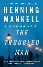 The Troubled Man Mankell, Henning Paperback