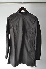 Rick Owens FW15 Sphinx Long Sleeve Pocket T Shirt Darkdust S Small RRP £500