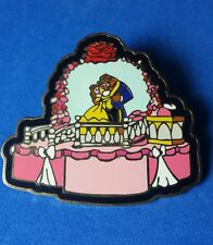 Disney Pin WDW Snowglobe Parade Beauty and the Beast Belle
