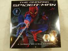 AMAZING SPIDER-MAN Movie Wall Calendar 2013 Spiderman