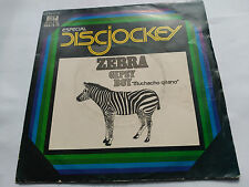 SINGLE ZEBRA - GIPSY BOY - REFLEJO SPAIN 1977 VG+