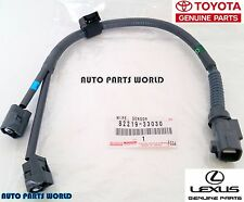 GENUINE TOYOTA LEXUS KNOCK SENSOR WIRE HARNESS 82219-33030 / 82219-07010