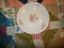 "RK Dessert/Bread & Butter 6-3/4""Plate POLAND Royal Kent Collection Pastel Floral"