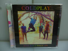 COLDPLAY-TURN YOUR MAGIC ON. HOLLAND 2016.-2CD IN A JEWEL CASE-NEW.SEALED.