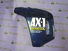 NEW HONDA NX250 AX-1 1999 RIGHT SIDE COWL FAIRING PANEL 64650-KW3-010ZA