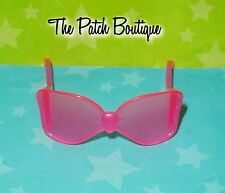 MONSTER HIGH DRACULAURA GIRL DOLL REPLACEMENT PINK BOW STYLE GLASSES SUNGLASSES