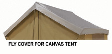 NEW CUSTOM FLY COVER for Trek 14' x 10' CANVAS TENT