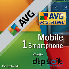 AVG Antivirus Pro 1 Year for Android Mobile Phone Tablet Samsung LG HTC Sony