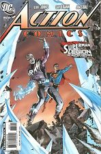 Action Comics '08 860 NM Variant Issue Y2