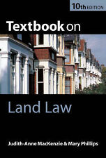 Textbook on Land Law, Phillips, Mary, MacKenzie, Judith-Anne