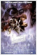 STAR WARS - EMPIRE STRIKES BACK - MOVIE POSTER - 24x36 CLASSIC VINTAGE 877525
