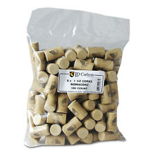 9 X 1 1/2 Nomacorc Synthetic Wine Corks (100 Count)