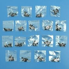 18 Values 180pcs Bipolar Signal Triode Transistor TO-92 NPN PNP Assortment Kit